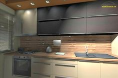 kitchen design - multi-colour 2 Bedroom Apartment, Kitchen Design, This Is Us, Kitchen Cabinets, Colour, Building, House, Home Decor, Style
