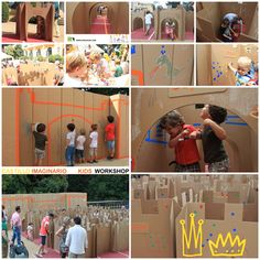 LITTLE BARCELONA EVENT/ dinamizacion espacios infantiles