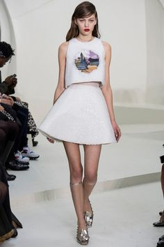 Christian Dior Couture Spring/Summer 2014