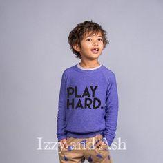 Gender Neutral Sweater|Gender Neutral Kids Clothing|Gender Neutral Kids Clothes|Gender Neutral Kids #genderneutral #unisex #playhard #play #blue #sweater #kids #graphic #tee #tshirt #girls #boys #children #kids #trendy #cute
