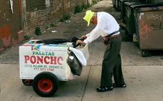 #89-year-old sold frozen pops to feed his family until this good Samaritan came along - Kansas City Star: 89-year-old sold frozen pops to…