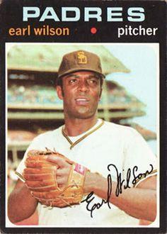 301 - Earl Wilson - San Diego Padres