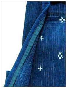 Antique Japanese Folk Vest