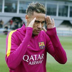 29.01.16 Treino !! #Neymar #Fcbarcelona ⚽