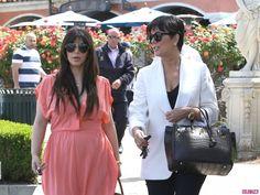 The Kardashians Look Their Sunday Best