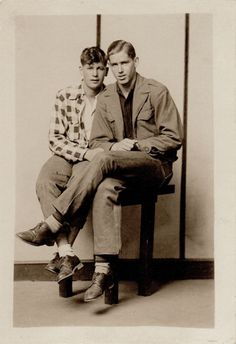 """Mike Disfarmer from """"Heber Spring Portraits"""" Vintage Couples, Cute Gay Couples, Couples In Love, Vintage Love, Vintage Men, Lgbt Couples, Vintage Sailor, Vintage Prints, Dorian Gray"""