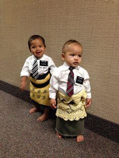 Tongan Missionaries