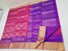 Kanchipuram Bridel weare silks sarees at Kanjivaram Sarees, Kanchipuram Saree, Silk Sarees, Picnic Blanket, Outdoor Blanket, Women Wear, Bridal Sarees, Quilts, Quilt Sets