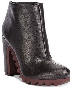 Circus by Sam Edelman Kensley Shark Tooth Booties