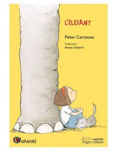 """Peter Carnavas / Anna Llisterri. """"L'elefant"""". Pagés Editors (9 a 12 añys) Anna, Comics, Children's Literature, Libros, Cartoons, Comic, Comics And Cartoons, Comic Books, Comic Book"""