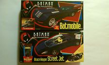 Kenner Batman The Animated Series Batmobile and Bruce Wayne Street Jet Vehicles