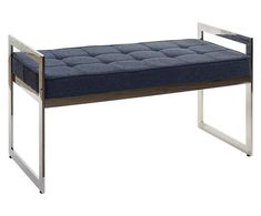 Sitzbank Chrissy | Westwing Outdoor Furniture, Outdoor Decor, Mid-century Modern, Ottoman, Mid Century, Couch, Home Decor, International Style, Banquette Bench