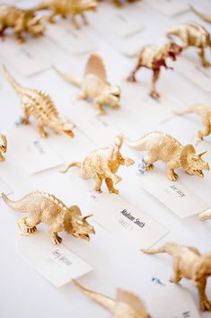 Luxe dinos and lots of color at this classy dinosaur wedding Wedding Maybes Wedding Ceremony Flowers, Floral Wedding, Fall Wedding, Diy Wedding, Wedding Ideas, Wedding Crafts, Luxe Wedding, Wedding Shit, Wedding Pins