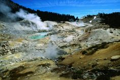 Lassen national vulcanic parc, beautiful