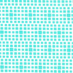 Square Elements Turquoise