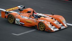 Jan Lammers, Elton Julian, John Bosch - Racing for Holland Dome S101 (Judd) - 2005 - Le Mans