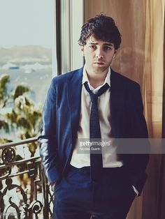 Film director and actor Xavier Dolan is photographed on May 22, 2015 in Cannes, France.