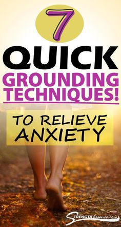 These powerfully-effective, yet simple grounding techniques are great for empaths, HSPs (Highly Sensitive Persons), or anyone! Grounding crystals, exercises and techniques for anyone who wants to calm the mind, ease anxiety, and sleep better! #groundingtechniques, #grounding, #groundingexercises, #groundingtechniquesforempaths, #groundingtechniqueactivities Anxiety Tips, Social Anxiety, Stress And Anxiety, Holistic Wellness, Holistic Healing, Wellness Tips, Mental Health Blogs, Mental Health Awareness, Grounding Exercises
