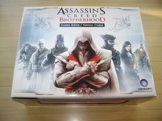 Bonjour, j'échange le collector assassin's creed brotherhood edition limitée codex neuf pc fr contre saori en armure divine #assassinscreed #assassins  #assassin #ac #assassinscreeed2 #assassinscreedbrotherhood #assassinscreedrevelations #assassinscreed3 #assassinscreedblackflag #assassinscreedrogue #assassinscreedunity #assassinscreedsyndicate #altairibnlaahad #ezioauditore #connorkenway #edwardkenway #arnodorian #jacobfrye #eviefrye #GeekVerse