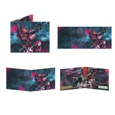 Dynomighty DC Deathstroke Mighty Wallet