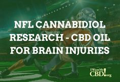 Learn how CBD Oil can be used to help treat NFL football players with concussions and brain injuries. I want my CBD, you should too! Brain Injury, Brain Health, Hemp Oil, Ptsd, Research, Health Benefits, Nfl, Weird, Medicine