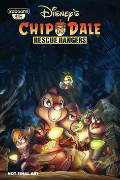 Rescue Rangers 8
