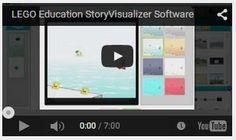 Software StoryVisualizer :: LEGO® Education StoryStarter :: MV-NORDIC   dk