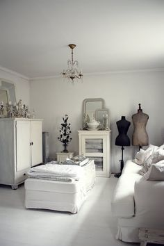 V i n ⓣ a g e . I n t e r i o r s I sooooo wish I could have a room like this... one day.