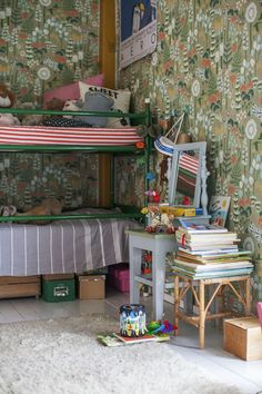 Kid's room. Photo: Karin Lindroos.