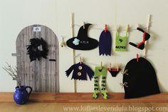 Kifli és levendula: Nagymosás a boszorkánynál Halloween, Fairy Tales, Clock, Wall, Home Decor, Seasons, Watch, Decoration Home, Room Decor