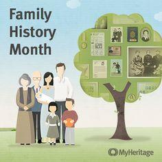 Celebrate #Australia National #FamilyHistory Month.