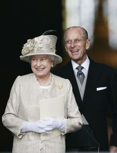 The Queen and Prince Philip Will Celebrate Their Platinum Anniversary Next Week