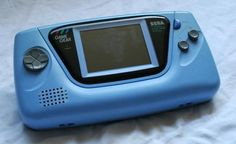 Sega Game Gear! I thought they were better than Game Boys