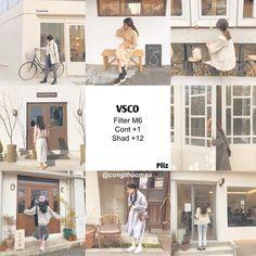 Tổng hợp công thức VSCO đẹp nhất tuần 3 tháng 3/2019 Photography Editing Apps, Photo Editing Vsco, Vsco Photography, Photography Filters, Photography Projects, Lightroom Effects, Vsco Effects, Best Vsco Filters, Vsco Themes