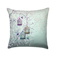Chacha by Iris Melodie Silk & Linen Cushion Cover