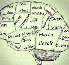 Your brain on TECHNO!
