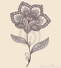 another white ink lace tattoo idea