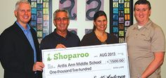 Fundraising is a snap with the Shoparoo app!
