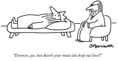 The Great Cartoons of Charles Barsotti (1933-2014)