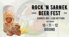 Rock'n Sarnek Beer Fest a Sarnico BG http://www.panesalamina.com/2016/47612-rockn-sarnek-beer-fest-a-sarnico-bg.html