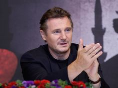 Neeson has a lot to say, from his childhood in the Troubles to his thoughts on Julia Roberts's Irish accent.