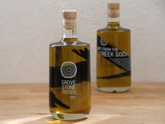 Grovestone Olive Oil on Packaging of the World - Creative Package Design Gallery