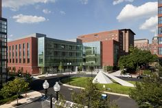 The Armstrong Medical Building @ John Hopkins University in Baltimore. Where Zoe did her schooling for her MD.