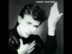 David Bowie - Heroes + lyrics