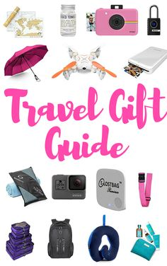 Travel Gift Guide For Christmas Christmas is just around the corner. Maybe you have no idea what to give to your travel loving friend? Check out the hottest gifts for The Viking Abroad. hotel restaurant travel tips Travel Gadgets, Travel Hacks, Travel Ideas, Travel Clothes Women, Packing Tips, Smart Packing, Traveling Tips, Travel Packing, Travel Advice