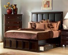 Diy bed | DIY Platform bed with storage