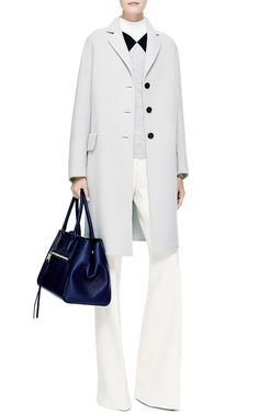 Double-Face Alpaca-Blend Coat by Marc Jacobs - Moda Operandi Winter Must Haves, Tailored Coat, Power Dressing, Got The Look, Daily Look, Street Chic, Playing Dress Up, Street Style Women, Work Wear