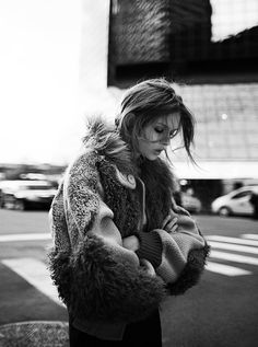 Josephine Skriver by Riccardo Vimercati for Harper's Bazaar Poland January 2015