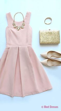 Homecoming Dress,Blush Pink Homecoming Dresses,Sweet 16 Dress,Chiffon Homecoming Dress,Cocktail Dress PD20181620