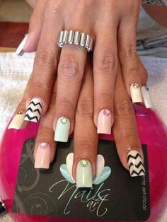Like the chevron
